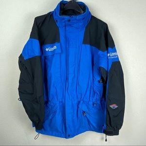 Columbia Titanium Vintage Omni-Tech snow jacket